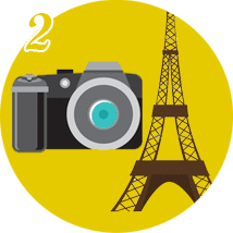 inforgraphic advantages of parisian cliches