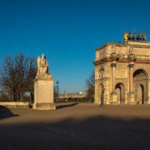 Arc de triomphe du Carousel du Louvre