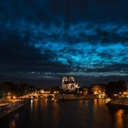 Night photography workshop, Notre dame By Night