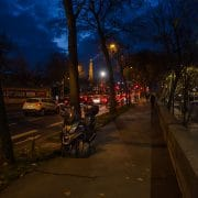scooter ballade a paris
