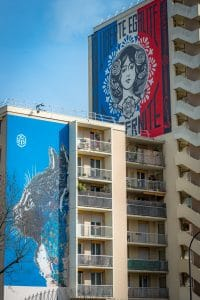 Shepard Fairey - C215 - Paris 13