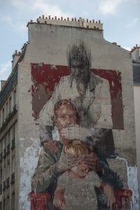 Borondo Paris 13