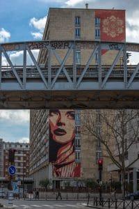 Shepard Fairey Paris 13