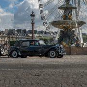 Paris crossing