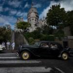 9ème Traversée de Paris vintage Cars