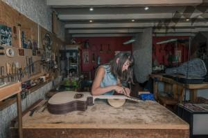 Christelle Caillot Luthier Parisian Clichés