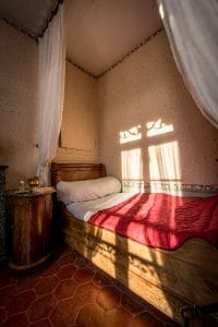 Marcel Proust Bed Room in Combray