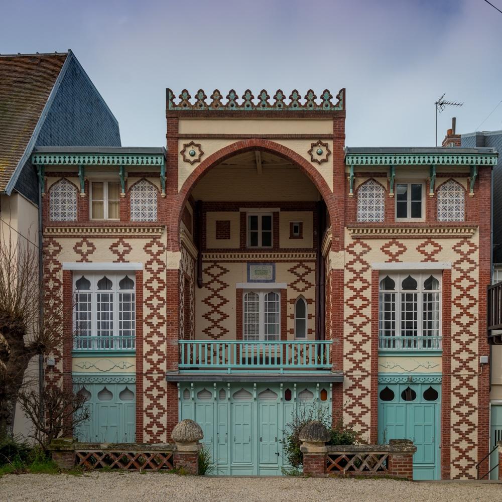 la villa persane