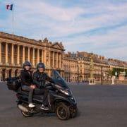 parisian clichés scooter
