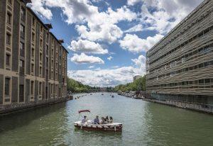 Yatching Bassin de la Villette - Canal de l'Ourq