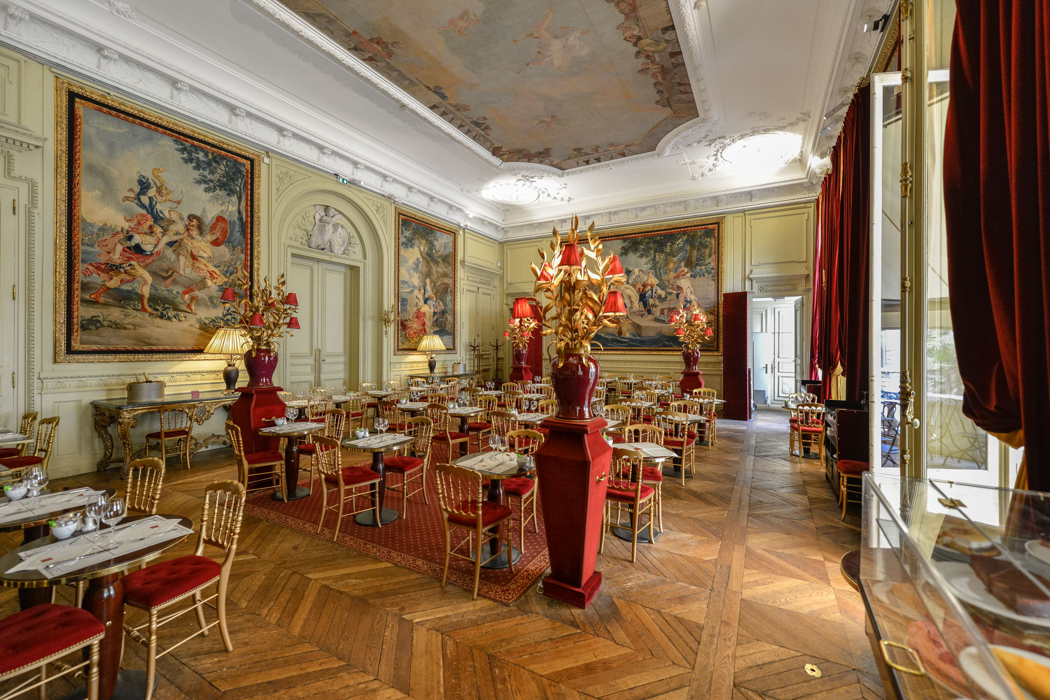 Jacquemart andr museum one of the most elegant museum in paris - La salle a manger paris ...