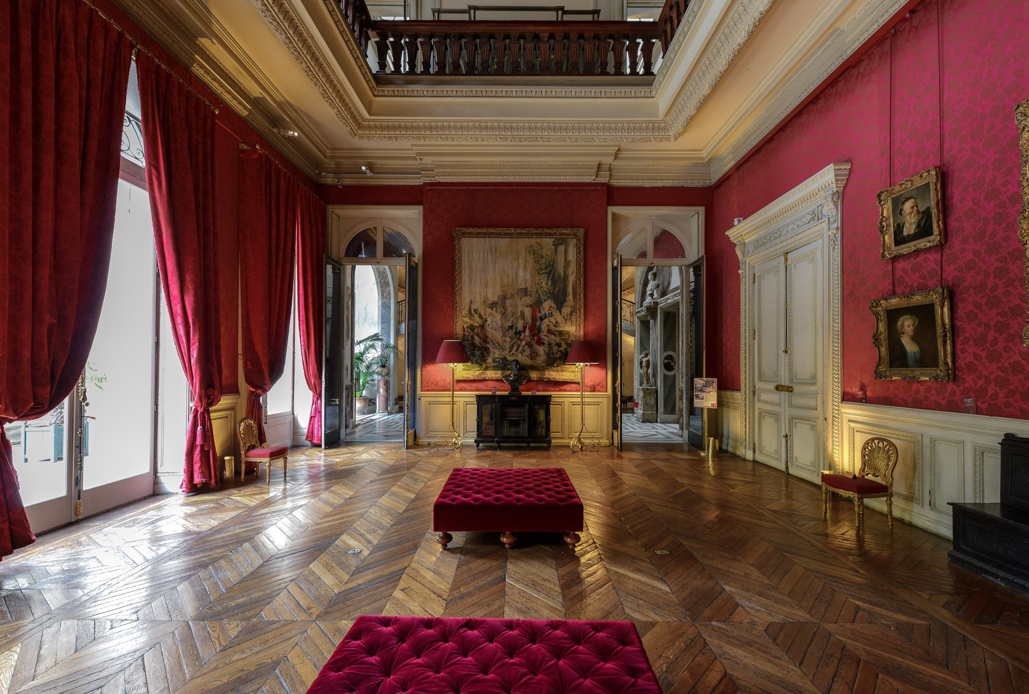 Jacquemart andr museum one of the most elegant museum in for Le salon de musique