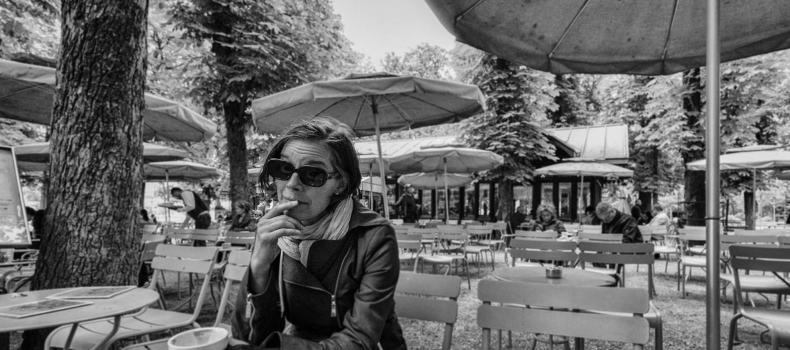 Discreet ballad in Paris