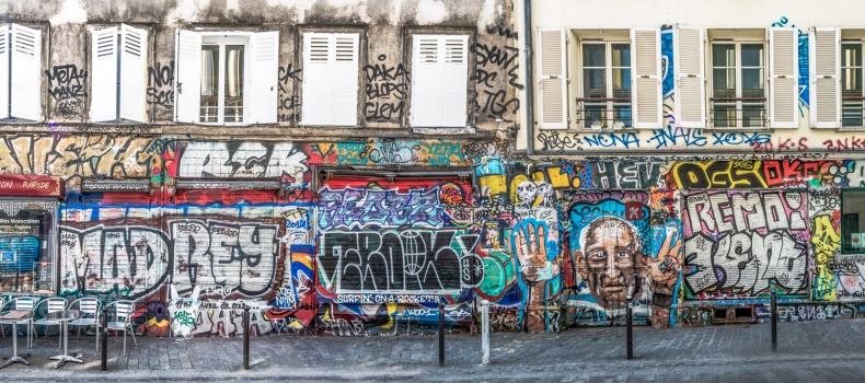 a cut in the graffs rue denoyez