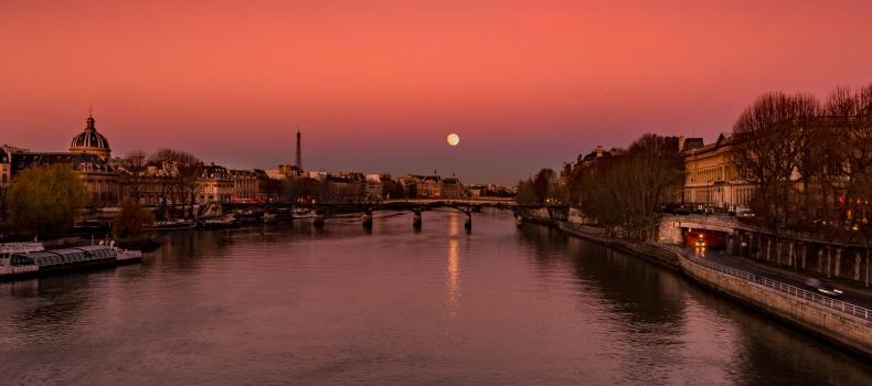 FullMoon in Paris