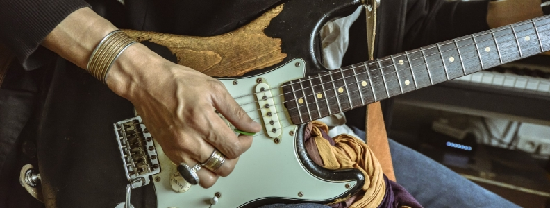 A vintage luthier in Pigalle ?